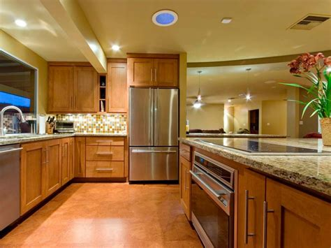 Kitchen Flooring Options Kitchen Cabinet Skins Stainless Steel Knobs Reuse Cabinets Liberty Hardware Pulls Memphis How Much To Refinish Dark Painted New Metal