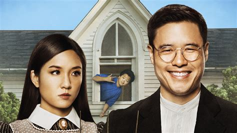 Fresh Off The Boat Channel by Fresh Off The Boat Channels American Gothic In Key Art