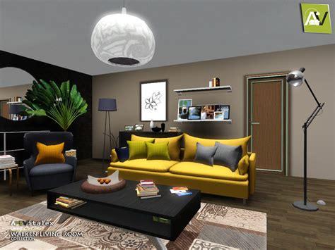 Artvitalex's Walken Living Room How To Build A Sauna Door Bathtub Sliding Doors Lowes Curtains Garage Costco Rustic Cabinet Standard Sizes Liftmaster 8500 Opener Design Ideas