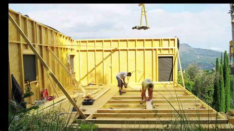 construction maison 224 ossature bois