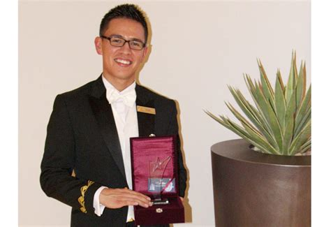 burj al arab wins dubai receptionist award hoteliermiddleeast