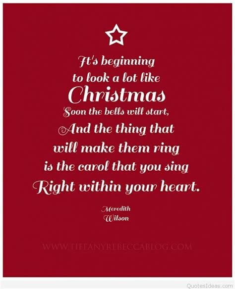 Best Christmas quotes images for Pinterest