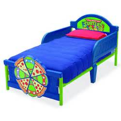 Turtle Toddler Bedding by Character Toddler Beds On Sale 59 99 Shipped Free