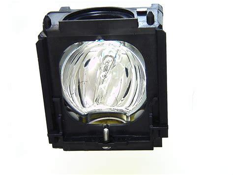 Samsung Hl-s5086w Genuine Original Rear Projection Tv Lamp