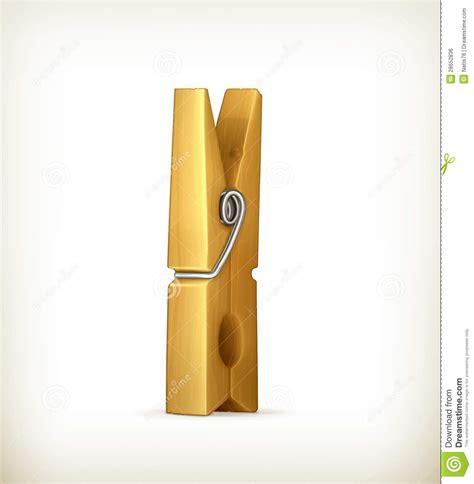pince 224 linge en bois