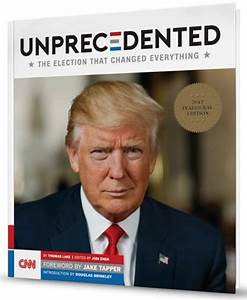 Donald Trump Blasts CNN For Using Unflattering Photo for ...