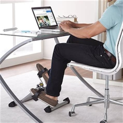Pedal Exerciser Desk by Do Pedal Exercisers Work The Inside Trainer Inc