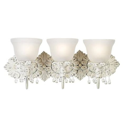Shabby Chic Bathroom Vanity Light by 1000 Images About Bathroom Lights On