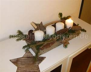 Holz Dekoration Modern : weihnachtsdeko archive basteln und dekorieren ~ Markanthonyermac.com Haus und Dekorationen