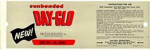 Day-Glo: the brand   BEACH