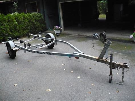 Boat Trailer Used Victoria by Road Runner Boat Trailer Saanich Victoria