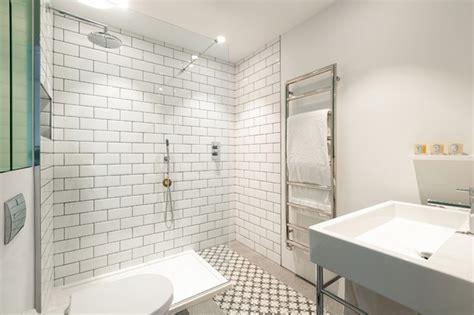 carrelage metro salle de bain chaios
