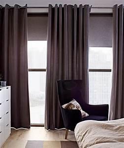 Schalldämmende Vorhänge Ikea : ein fenster mit sanela gardinenpaar in grau ikea pinterest schlafzimmer gardinen und ~ Markanthonyermac.com Haus und Dekorationen