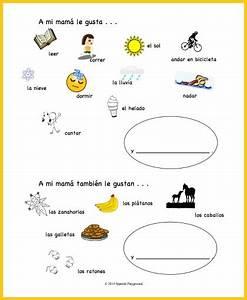 Spanish Mother's Day Activities - Spanish Playground