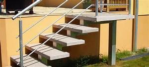 Treppenaufgang Außen Gestalten : fimexo au entreppen aussen treppen home ~ Markanthonyermac.com Haus und Dekorationen
