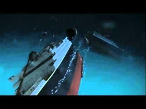 titanic sinking animation new 2012 animation variety