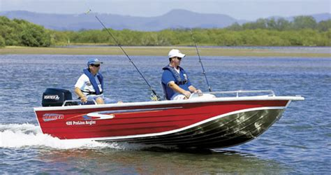 Boat Driving Jobs Cairns by New Stacer 429 Proline Angler For Sale Motoco Cairns