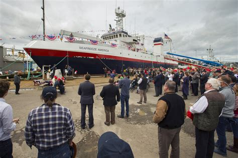 Fishing Boat Jobs Seattle by Navy Ship Embarks On New Career In Fishing Fleet The