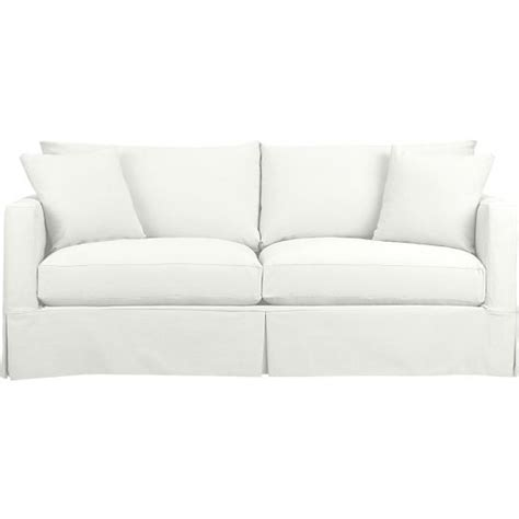 willow sleeper sofa crate and barrel guest rooms