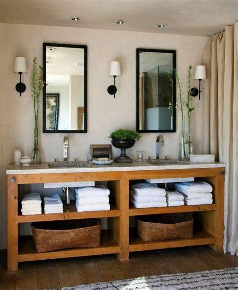 les 25 meilleures id 233 es concernant salle de bain en bois sur design salle de bains