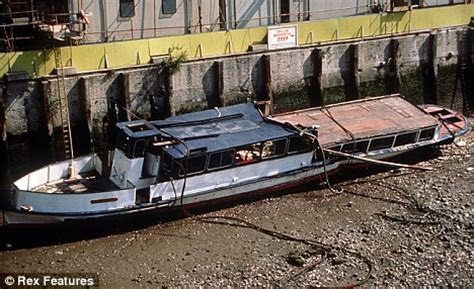 Party Boat Thames Disaster by Twenty Years Ago Next Week 51 People Died In The
