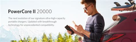Anker Jumia by Anker Powercore Ii 20000 Powerbank With Poweriq 2 0