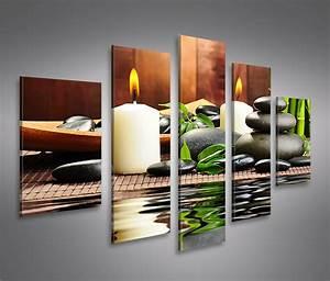 Bilder Auf Leinwand Kaufen : bilder auf leinwand zen stones steine feng shui mf 5 teilig kun kaufen ~ Markanthonyermac.com Haus und Dekorationen