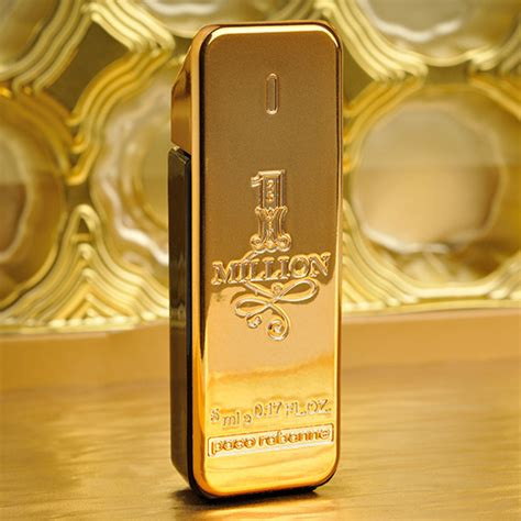 paco rabanne perfume 1 one million eau de toilette mens cologne mini parfum 5 ml ebay