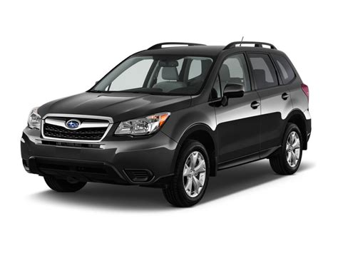 2014 Subaru Forester Picturesphotos Gallery  The Car