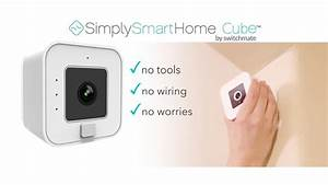 Smart Home Cube : simply smart home cube wireless security camera youtube ~ Markanthonyermac.com Haus und Dekorationen