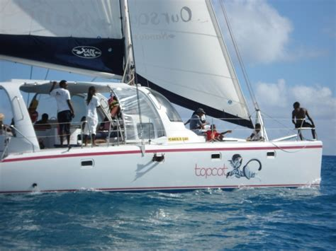 Catamaran Grand Baie Ile Maurice by Topcat Catamaran Cruises Grand Baie Mauritius