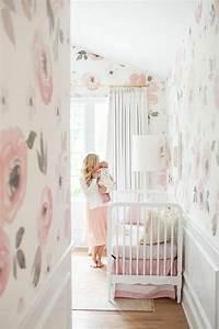 Babyzimmer Bilder Ideen : 1001 ideen f r babyzimmer m dchen ~ Markanthonyermac.com Haus und Dekorationen