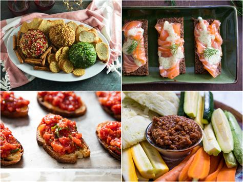 17 Elegant Appetizer Recipes For A Holiday Cocktail Party