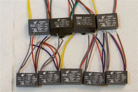 pin ceiling fan capacitors remotes lighting kits on