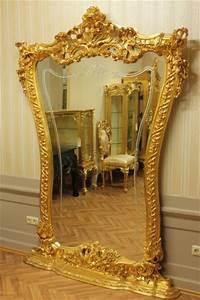Barock Spiegel Groß : barock spiegel gross wandspiegel antik stil almi0031go ebay ~ Whattoseeinmadrid.com Haus und Dekorationen