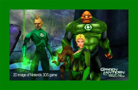 green lantern le jeu green lantern se d 233 voile en images actualit 201 mdcu comics