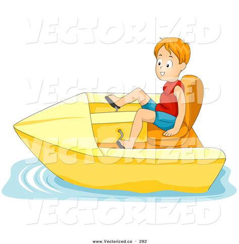 Cartoon Paddle Boat by Paddleboat Clipart Clipground
