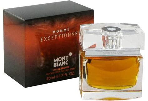 homme exceptionnel cologne for by mont blanc