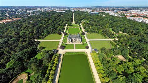 Fileluftbildaufnahme Des Großen Gartens In Dresdenjpg