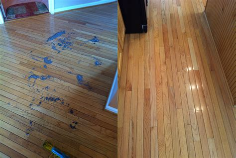 a study of hardwood floor cleaning wood floor