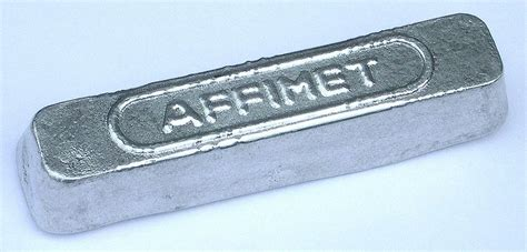 quel est le prix de l aluminium en ce moment