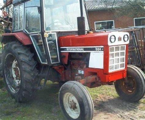 Case Ih 584  Billeder Af Traktorer  Uploaded Af Ih 584