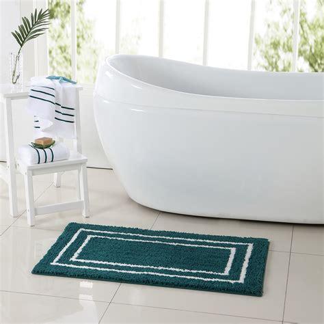 Kmart Bathroom Rug Sets by Colormate Guest 3 Pc Rug Towel Set Green Sears