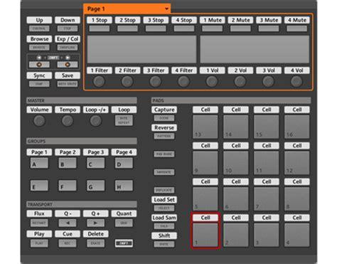 traktor remix decks mapping template for maschine digital dj tools