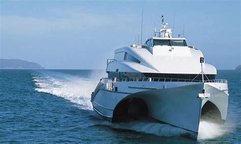 Difference Between Catamaran And Ferry by New High Speed Catamaran Between Dubrovnik And Split