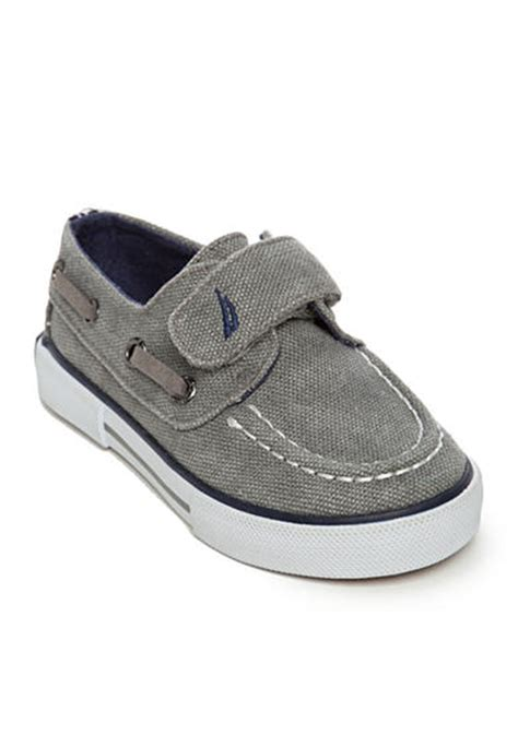 Little Boys Boat Shoes by Nautica Little River Boat Shoe Boys Toddler Sizes Belk
