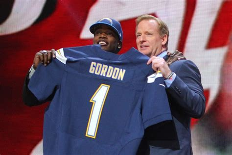 San Diego Chargers Pick Up Melvin Gordon As 15th Pick