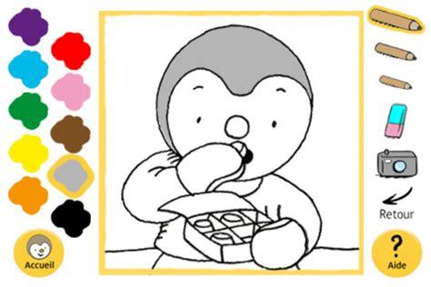 t choupi joue avec les couleurs application iphone et