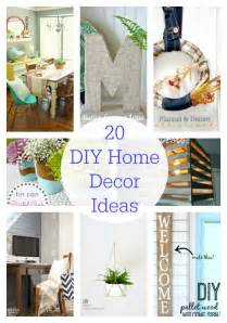 20 diy home decor ideas link features i nap time