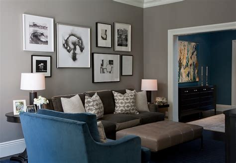 grey and taupe living room ideas gray velvet sofa contemporary living room kendall